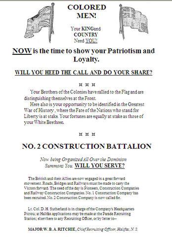 Conscription notice